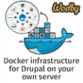 Wodby – Deploy Drupal websites on your own server in one click