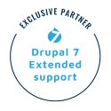 500 days until Drupal 7 End Of Life. Need more time?
